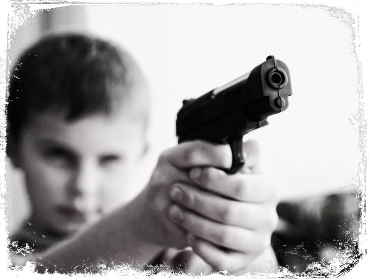 o que significa sonhar com armas