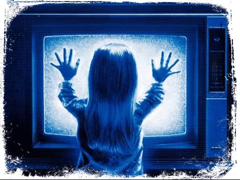 Sonhar que assiste algo assustador na TV