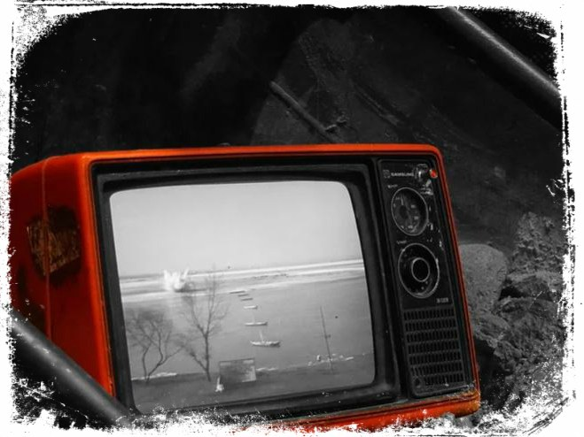 Sonhar com televisão pequena