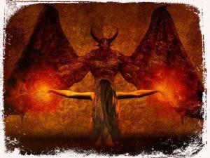 ver demonio em sonho