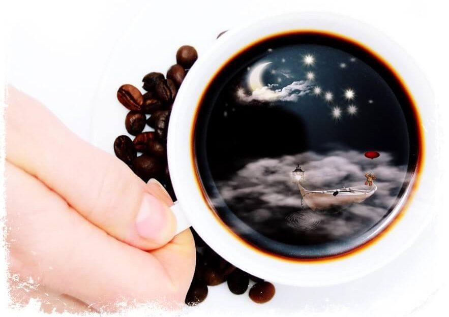 O que significa sonhar com café