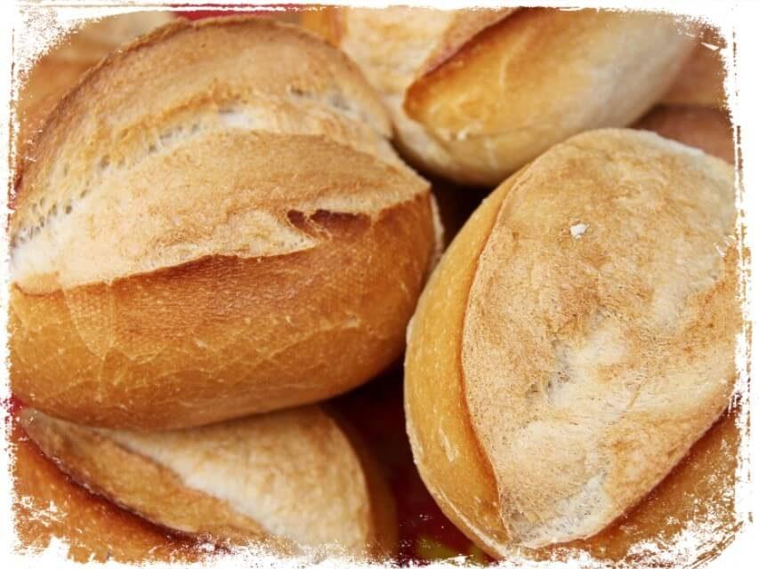 O que significa sonhar com pão francês
