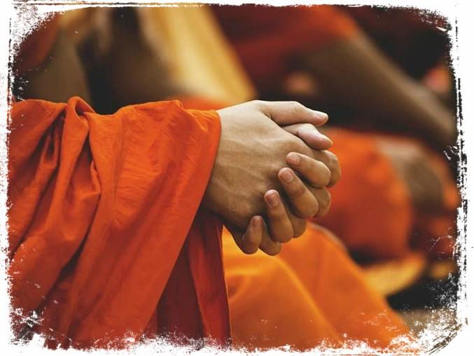 sonhar budismo butista orando por outros