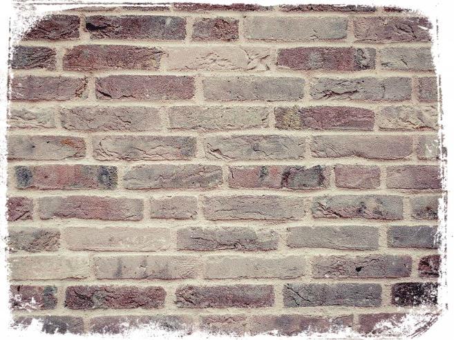 sonhar com parede de tijolos