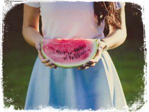 o que quer dizer sonhar com melancia