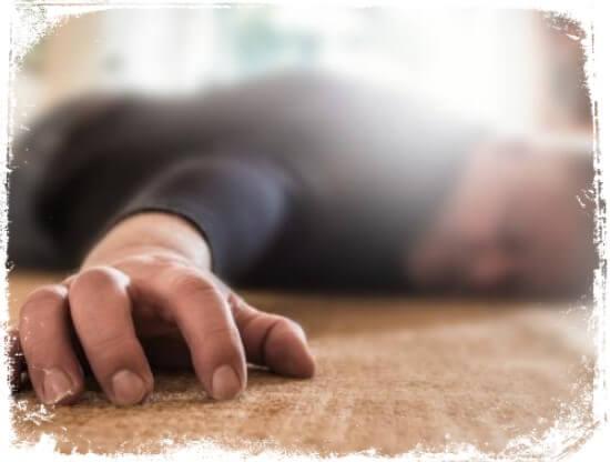 Sonhar que um companheiro desmaia