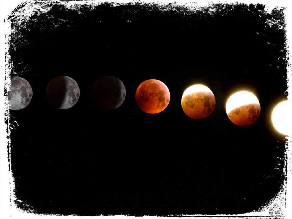 sonhar com eclipse