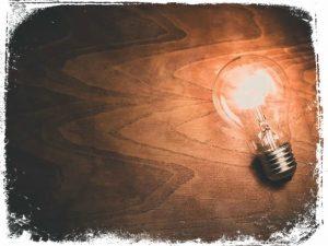 o que quer dizer sonhar com lampada ligada brilhando