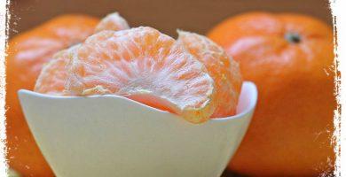 ver fruta mexerica em sonho significado