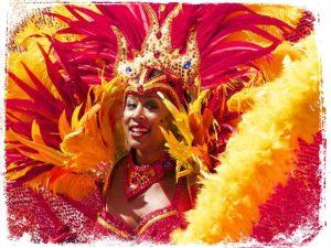qual significado de sonhar com carnaval