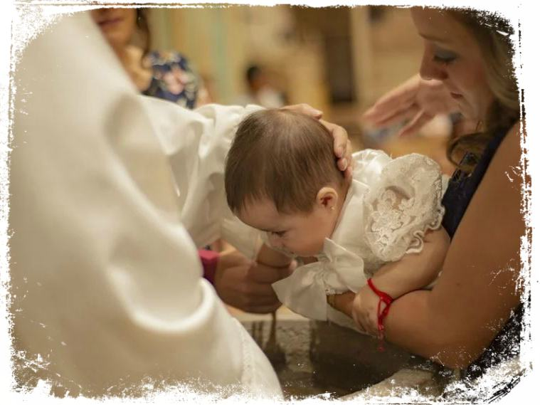 significado de batizado com madrinha