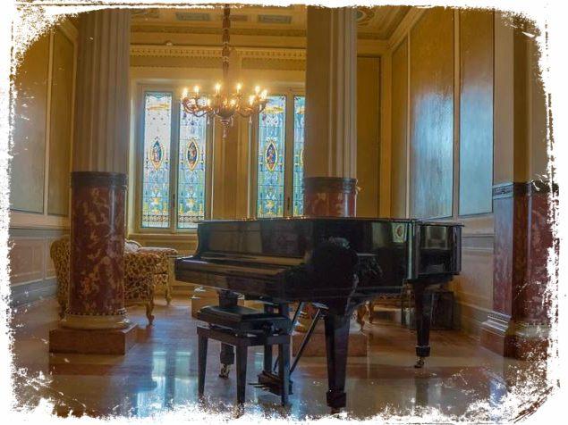 qual significado de sonhar com piano clássico