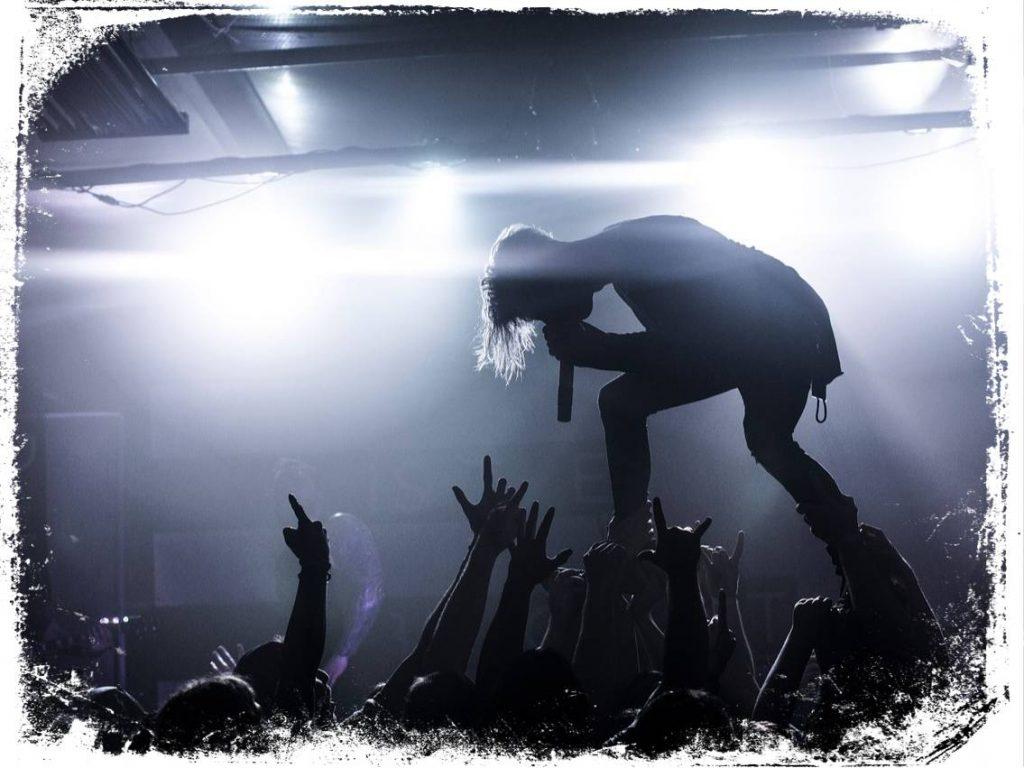 sonhei com show de rock o que quer dizer