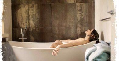 qual significado em sonhar com banheira