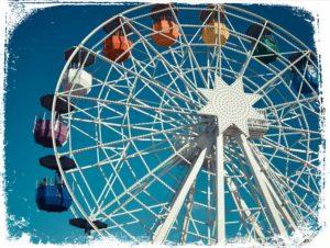qual motivo de sonhar com roda gigante