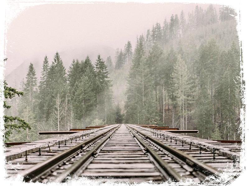 qual significado de ver linha de trem em sonho - Sonhar com Trilho de Trem