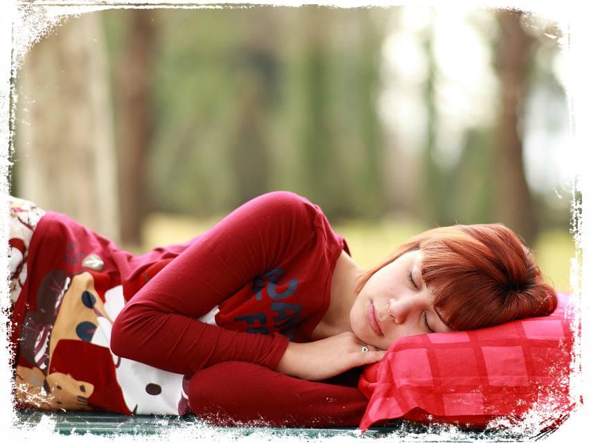 qual mensagem em sonhar com almofada vermelha