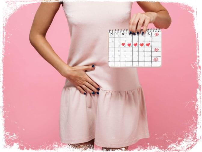 Sonhar com Menstruação