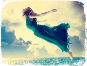 sonhar com voar