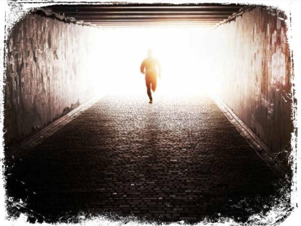 sonhar fugindo
