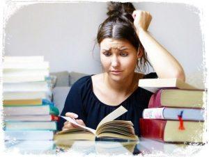 sonhar com pessoa estudando