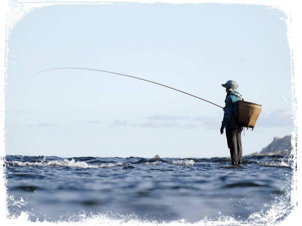 o que significa sonhar pescando no mar