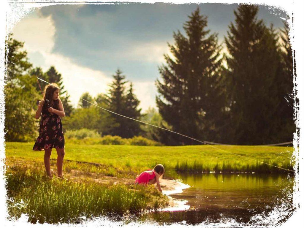 o que significa Sonhar Pescando ou Pescaria