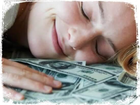 Sonhar com dinheiro de papel significa o que