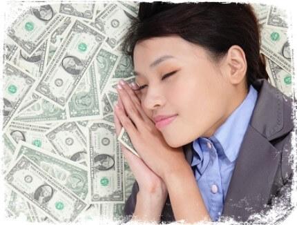 O que significa sonhar com dinheiro?