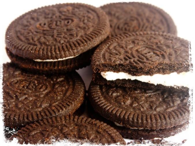 Sonhar com biscoitos recheados