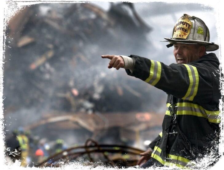 O que significa Sonhar com um bombeiro militar