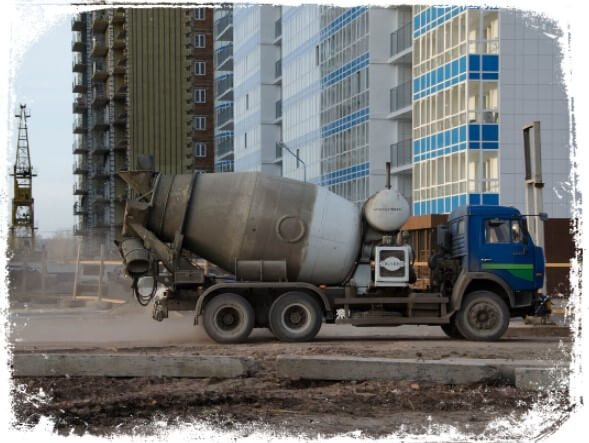 Sonhar com caminhão de cimento