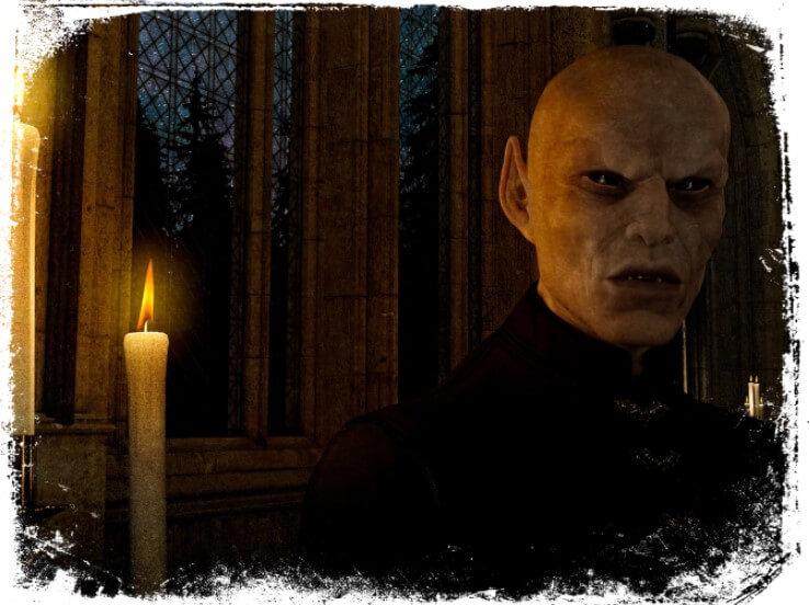 O significado de Sonhar com vampiro é ruim?