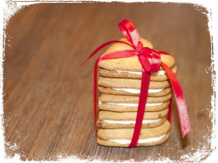 Sonhar ganhando biscoitos