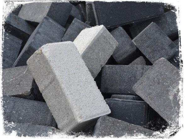 Sonhar com bloco de cimento