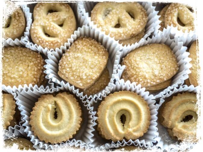 Sonhar com biscoitos