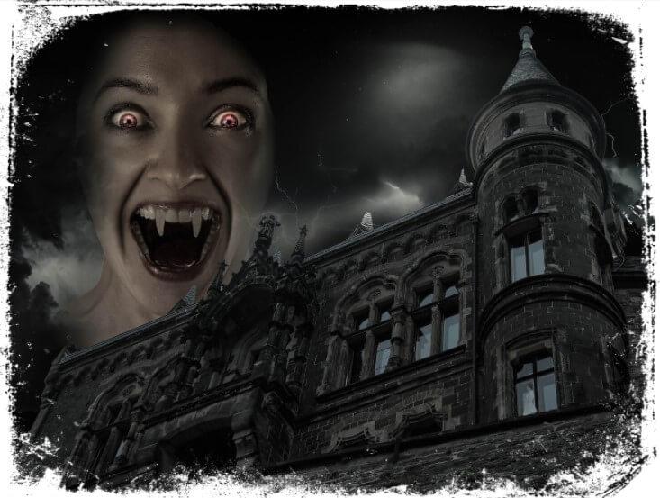 Sonhar com vampiros é ruim?
