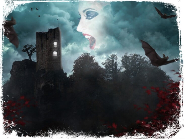 Sonho com vampiros