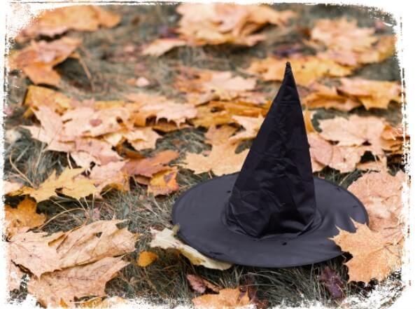 Sonhar com chapéu de bruxa
