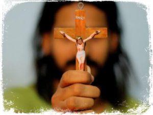 Sonhar com Crucifixo