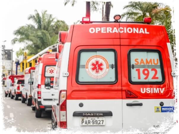 Sonhar com um monte de ambulância