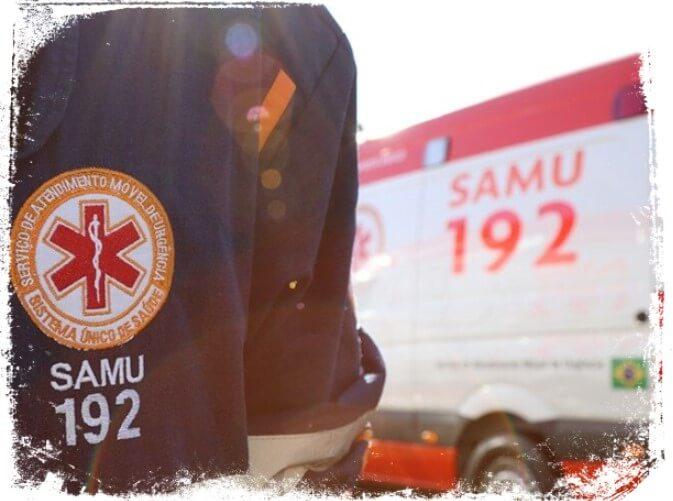ver uma ambulância SAMU em sonho