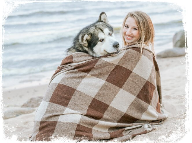 Sonhar com cobertor