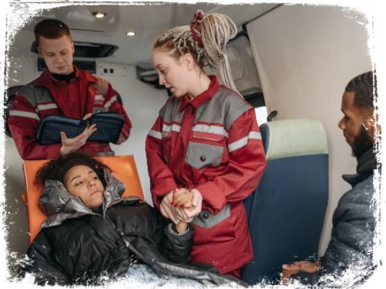 Sonhar com ambulância me socorrendo mensagem