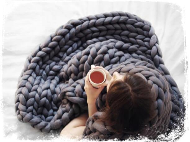 O que significa sonhar com manta?