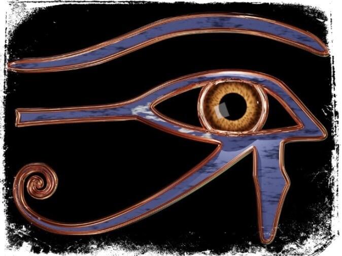 Sonhar com olho de Horus o que significa