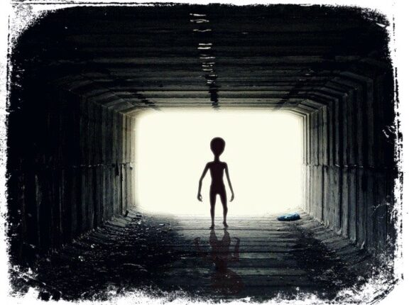 alienígena em sonho