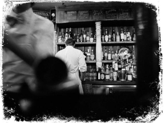 Bar em sonho