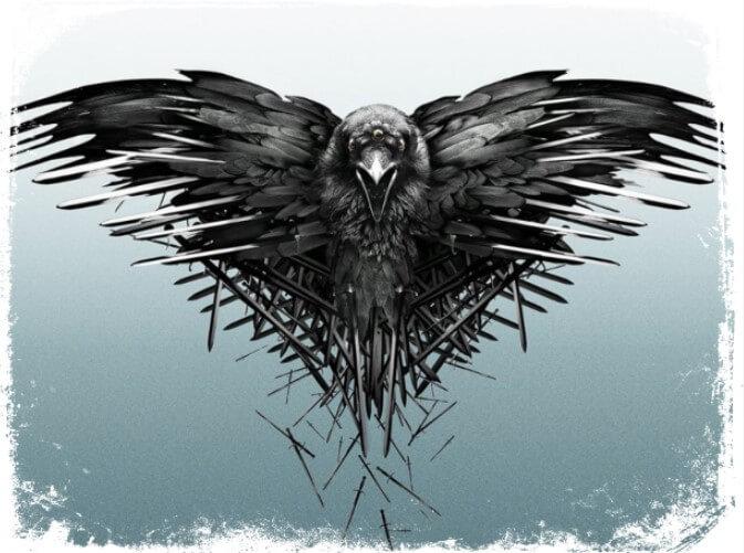 Sonhar com um corvo perseguindo