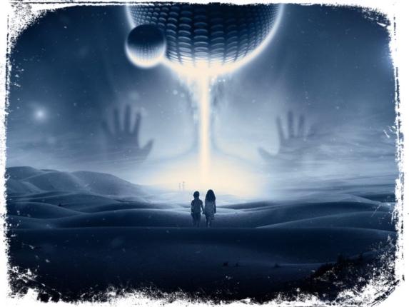 Pessoas raptadas por extraterrestre sonho